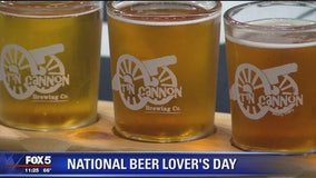 Celebrating National Beer Lover's Day