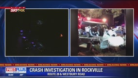 6 people taken to hospital after serious crash in Rockville, officials say
