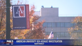 Former Uber driver charged with sexually abusing woman on campus of American University