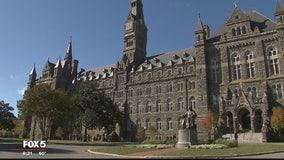 Georgetown University's Campus Hot Spots | FOX 5 College Tour