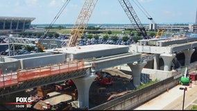 Concrete issues discovered in Silver Line extension project
