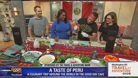 Cooking with Como: A Taste of Peru