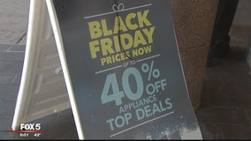 Shoppers head to stores as retailers kick off Black Friday sales on Thanksgiving