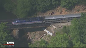 13-year-old girl fatally struck by train in Fairfax County