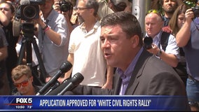White nationalist seeks to hold 'White Civil Rights Rally' near White House