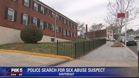 DC police: Man sexually assaulted victim after helping him carry items into residence