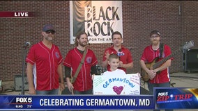 Germantown | Zip Trip: Gingerfunk All-Stars