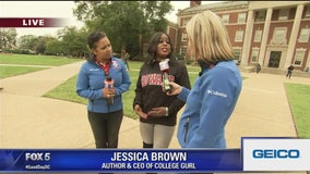 Geico College Cent$ | Howard University | FOX 5 College Tour