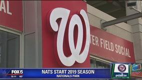 Opening Day: Nationals start 2019 season