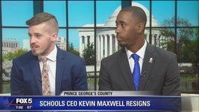 Prince George's County School Board members on CEO's resignation