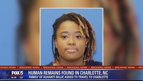 Ashanti Billie's family asked to travel to North Carolina after body found behind church