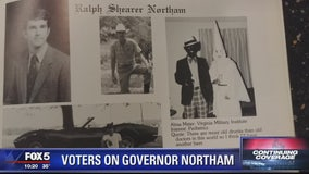 Poll: Most Virginia voters want Northam to stay in office
