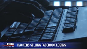 Facebook logins for sale on dark web