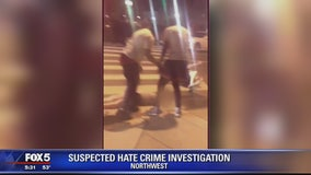Video shows vicious U Street attack being investigated by DC police as suspected hate crime