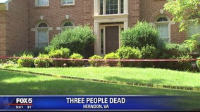 Police: 42-year-old woman shot 2 children, self in apparent murder-suicide at Herndon home