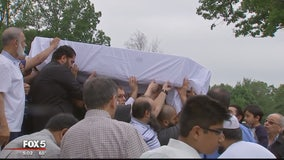 Slain Northwest High School student laid to rest