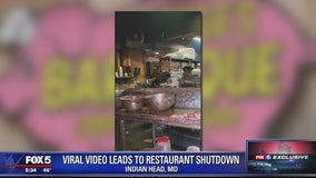 Charles County BBQ restaurant shut down