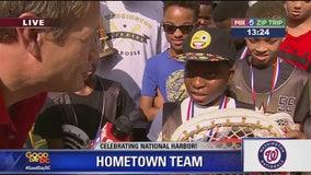National Harbor   Zip Trip: Washington Nationals Hometown Team