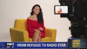 From Refugee to Radio Host: Sunni and the City's inspirational journey to DC stardom