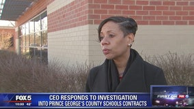 CEO responds to investigation into PGCPS contracts