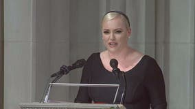 Meghan McCain's eulogy at John McCain's service: 'America was always great'