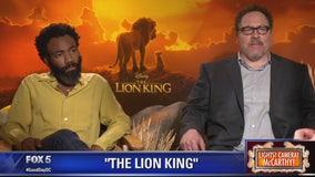 Donald Glover, Jon Favreau talk, 'The Lion King'