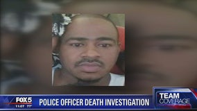 Man suspected of shooting Prince George's County officer had history of violence