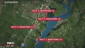 4 homes shot in Prince William County in less than 5 days