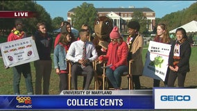 Geico College Cent$ | The University of Maryland | FOX 5 College Tour