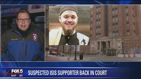 Sterling man charged in ISIS terrorism investigation to remain in custody
