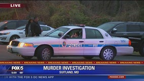 Man fatally shot outside apartment complex in Suitland