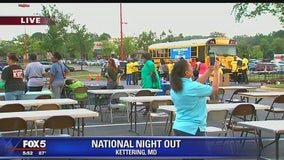 National Night Out in Prince George's County