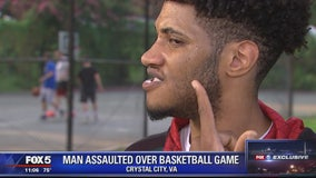 Police investigating after basketball player sucker-punched during pickup game at Crystal City gym