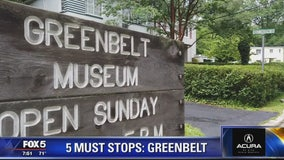 FOX 5 Zip Trip to Greenbelt! 5 Must Stops!