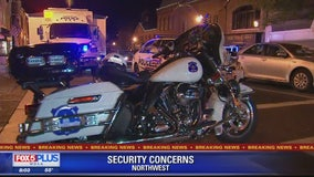 Security concerns in DC after NYC terror truck attack