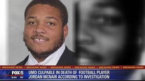 University of Maryland report of Jordan McNair's death finds school is culpable