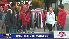 Terp Makeover | The University of Maryland | FOX 5 College Tour