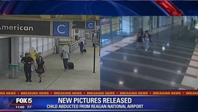 New photos released in Amber Alert abduction case at Reagan National Airport