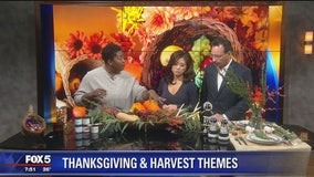 Tips and tricks for entertaining for Thanksgiving