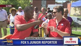Petworth | Zip Trip: Cold Stone Creamery Junior Reporter