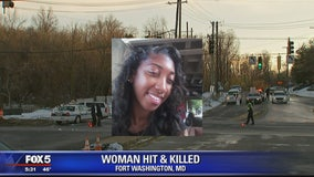 Woman heading to job interview fatally struck by vehicle at Prince George's County intersection