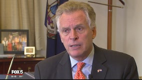 Virginia Gov. McAuliffe: Trump's policies have been a disaster for this state