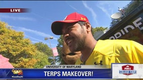 Terp Makeover Reveal | The University of Maryland | FOX 5 College Tour