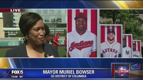 MLB All-Star Game festivities get underway in DC