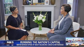 Muriel Bowser opens up about balancing mayoral duties with motherhood