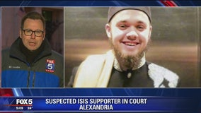 Virginia man accused of obstructing terror investigation remains jailed