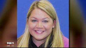 Missing pregnant teacher's family offers $25,000 reward