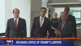 Attorney: Federal agents seize documents from Trump lawyer
