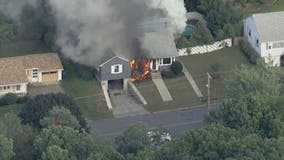 RAW VIDEO: Series of gas explosions reported in Massachusetts