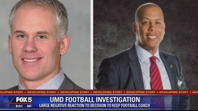 Student government association wants Maryland head football coach DJ Durkin fired
